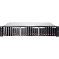 HP 2040 - 12 x HDD Supported - 96 TB Supported HDD Capacity - 2 x 12Gb/s SAS Controller - 12 x Total Bays - 12Gb/s SAS - 2U Rack-mountable