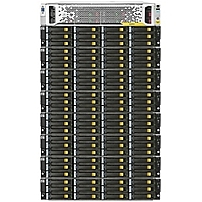 HP StoreOnce 4700 - 12 x HDD Supported - 12 x HDD Installed - 24 TB Installed HDD Capacity - 6Gb/s SAS Controller - 14 x Total Bays - 10 Gigabit Ethernet - 6Gb/s SAS - Fibre Channel - 6 RAID Levels -