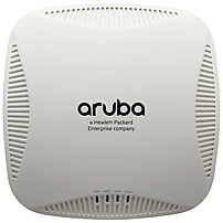 Aruba Instant IAP-205 IEEE 802.11ac 867 Mbit/s Wireless Access Point - 5 GHz, 2.40 GHz - 4 x Antenna(s) - 4 x Internal Antenna(s) - MIMO Technology - Beamforming Technology - Wall Mountable, Ceiling M