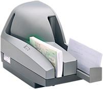 DIGITALCHECK TS-240-75IJ 153000-52 Card Reader - 75 DPM - Grey