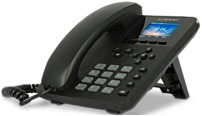 FORTINET FON-175 Entry Level VOIP Phone - 2.4-inch LCD Screen - Black