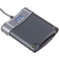 HID OMNIKEY 5325 USB Prox - CableUSB 2.0 Dark Gray