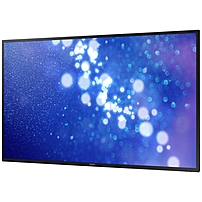Samsung DM65E - DM-E Series 65' Slim Direct-Lit LED Monitor for Business - 65' LCD - ARM Cortex A9 1 GHz - 1.50 GB DDR3 SDRAM - 1920 x 1080 - Direct LED - 450 Nit - 1080p - HDMI - DVI - Serial - Wirel