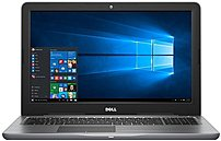 "Dell Inspiron 15.6"" Touch-Screen Laptop Intel Core i7 16GB Memory AMD Radeon R7 M445 1TB Hard Drive Gray BBY-513YMFX"