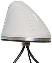 Image of 10VOX Mobile Mark SMW3053A002AWH180 LTE/GPS Docking Antenna - White