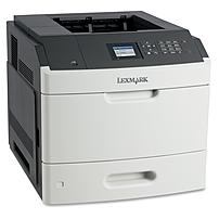 Lexmark MS811DN Laser Printer - Monochrome - 1200 x 1200 dpi Print - Plain Paper Print - Desktop - 63 ppm Mono Print - 650 sheets Standard Input Capacity - 275000 Duty Cycle - Automatic Duplex Print -