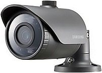 SAMSUNG SCO-6023R 2.0 Megapixel IR Bullet HD Plus Camera - Black