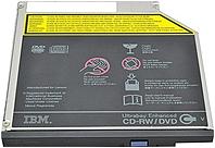 Lenovo Internal DVD-Reader - 1 x Pack - DVD-ROM Support - SATA - 5.25' - Ultra Slim