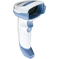 Zebra DS4308-HC Handheld Barcode Scanner - Cable Connectivity1D, 2D - Imager - Healthcare White