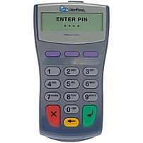 VeriFone PINpad 1000SE Payment Terminal - Triple DES, Master/Session, DUKPT - Serial - Pin Pad