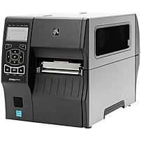 Zebra ZT410 Direct Thermal/Thermal Transfer Printer - Monochrome - Desktop - Label Print - 4.09' Print Width - 14 in/s Mono - 203 dpi - 256 MB - Bluetooth - USB - Serial - Ethernet - LCD - 4.49' Label