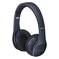 Samsung LEVEL On EO-PN900BBEGUS Headset - Stereo - Black Sapphire, Blue/Black - Mini-phone - Wired/Wireless - Bluetooth - Over-the-head - Binaural - Circumaural - Yes