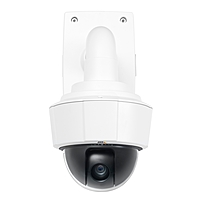 AXIS P5514 1 Megapixel Network Camera - Color, Monochrome - MPEG-4 AVC, H.264, Motion JPEG - 1280 x 720 - 3.80 mm - 42.90 mm - 12x Optical - CMOS - Cable - Dome, Pendant Mount, Wall Mount, Ceiling Mou