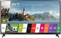 LG Electronics 43UJ6300 43-inch 4KUHD HDR Smart LED TV - 3840 x 2160 - TruMotion 120 - HDMI, USB