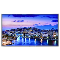 NEC Display 80' High-Performance LED Edge-lit Commercial-Grade Display w/Integrated Speakers - 80' LCD - 1920 x 1080 - Edge LED - 460 Nit - 1080p - HDMI - DVI - SerialEthernet