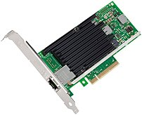 Intel Ethernet Converged Network Adapter X540-T1 - PCI Express x8 - 1 Port(s) - 1 x Network (RJ-45) - Twisted Pair - Full-height, Low-profile