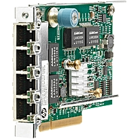 HP Ethernet 1Gb 4-port 331FLR Adapter - PCI Express 2.0 x4 - 4 Port(s) - 4 - Twisted Pair