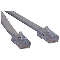Tripp Lite 5ft T1 RJ48C Shielded Straight Through Patch Cable RJ45 M/M 5' - RJ-45 Male Network - RJ-45 Male Network - 5ft - Beige