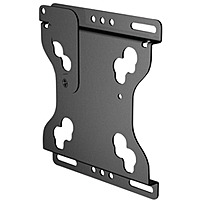 Chief FSR Universal Fusion Fixed Small Flat Panel Wall Mount - 50lb