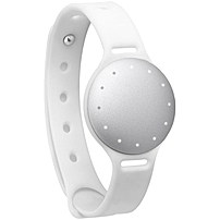 MISFIT Speedo Shine Smart Activity Tracker - Wrist - Accelerometer - Calories Burned - Bluetooth - Bluetooth 4.1 - 4382.91 Hour - Pale Silver - Anodized Aluminum - Health & Fitness, Tracking - Water R