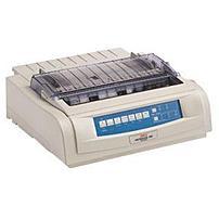 Oki MICROLINE 491 Dot Matrix Printer - EU Printer - 475 cps Mono - 360 x 360 dpi - Parallel, USB