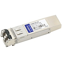 AddOn HP 455883-B21 Compatible TAA Compliant 10GBase-SR SFP+ Transceiver (MMF, 850nm, 300m, LC, DOM) - 100% compatible and guaranteed to work