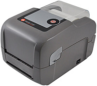 Datamax-O'Neil E-Class E-4205A Direct Thermal/Thermal Transfer Printer - Monochrome - Desktop - Label Print - 4.25' Print Width - 5 in/s Mono - 203 dpi - 16 MB - USB - Serial - Parallel - Ethernet - 4