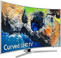 Samsung 7 Series UN49MU7500FXZA 49-inch Curved 4K UHD Smart LED TV - 3840 x 2160 - 120 Hz - HDMI, USB