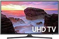Samsung 6 Series UN50MU6300FXZA 50-inch 4K UHD Smart LED TV - 3840 x 2160 - 120 Hz - USB, HDMI