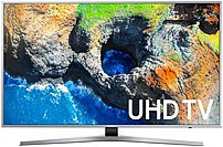 Samsung 7 Series UN65MU7000FXZA 65-inch 4K UHD Smart LED TV - 3840 x 2160 - 120 Hz - HDMI, USB