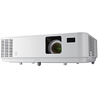NEC Display NP-VE303X 3D Ready DLP Projector - 720p - HDTV - 4:3 - Ceiling, Rear, Front - AC - 195 W - 4500 Hour Normal Mode - 6000 Hour Economy Mode - 1024 x 768 - XGA - 10,000:1 - 3000 lm - HDMI - 2