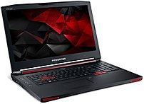 Acer NX.Q02AA.001 G9-791-78CE Predator 17 Gaming Laptop PC - Intel Core i7-6700HQ 2.6 GHz Quad-Core Processor - 16 GB DDR4 SDRAM - 1 TB Hard Drive Disk - 256 GB Solid State Drive - 17.3-inch Display -