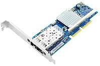 Lenovo Broadcom NetXtreme II ML2 Dual Port 10GbE SFP+ For Lenovo System x - PCI Express x8 - Low-profile