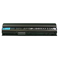 Dell 60 Whr 6-Cell Lithium Ion Battery - Lithium Ion (Li-Ion) - 11.1 V DC - 1 Pack