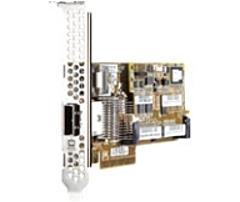 HP Smart Array P222/512 FBWC 6Gb 1-port Int/1-port Ext SAS Controller - Serial ATA/600 - PCI Express 3.0 x8 - Plug-in Card - RAID Supported - 0, 1, 1+0, 5, 50 RAID Level - 2 Total SAS Port(s) - 1 SAS