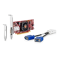 HP Radeon HD 8350 Graphic Card - 1 GB DDR3 SDRAM - PCI Express 3.0 x16 - Low-profile