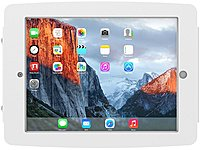 iPad Pro Secure Space Enclosure Wall Mount White - White