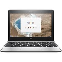 HP Chromebook 11 G5 11.6' Touchscreen Chromebook - Intel Celeron N3050 Dual-core (2 Core) 1.60 GHz - 4 GB LPDDR3 - 16 GB Flash Memory - Chrome OS (English) - 1366 x 768 - In-plane Switching (IPS) Tech