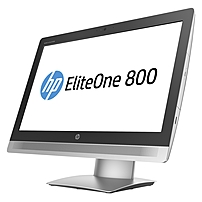 HP EliteOne 800 G2 All-in-One Computer - Intel Core i5 (6th Gen) i5-6500 3.20 GHz - 4 GB DDR4 SDRAM - 500 GB HDD - 23' 1920 x 1080 - Windows 7 Professional 64-bit upgradable to Windows 10 Pro - Deskto