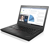 Lenovo ThinkPad T460 20FN002JUS 14' Notebook - Intel Core i5 (6th Gen) i5-6300U Dual-core (2 Core) 2.40 GHz - 8 GB DDR3L SDRAM - 256 GB SSD - Windows 7 Professional 64-bit (English) upgradable to Wind