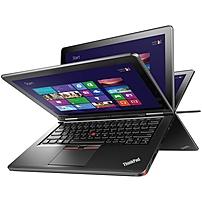Lenovo ThinkPad Yoga 12 20DL003AUS 12.5' Touchscreen LCD 2 in 1 Ultrabook - Intel Core i7 i7-5600U Dual-core (2 Core) 2.60 GHz - 8 GB DDR3L SDRAM - 256 GB SSD - Windows 8.1 Pro 64-bit - 1920 x 1080 -