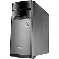 Asus M32BF-US006O Desktop Computer - AMD A-Series A10-6700 3.70 GHz Quad-Core Processor - 8 GB DDR3 SDRAM - 1 TB Hard Drive - Windows 7 Home Premium 64-bit Edition