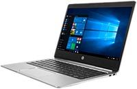 HP EliteBook Folio G1 W8F66UP Notebook PC - Intel Core m5-6Y57 1.1 GHz Dual-Core Processor - 8 GB LPDDR3 SDRAM - 256 GB Solid State Drive - 12.5-inch Touchscreen Display - Windows 10 Professional 64-b