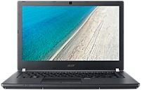 Acer Travel Mate P4 NX.VDKAA.010 TMP449-M-7407 Laptop PC - Intel Core i7-6500U 2.5 GHz Dual-Core Processor - 8 GB DDR4 RAM - 256 GB Solid State Drive - 14.0-inch Display - Windows 7 Professional/Windo