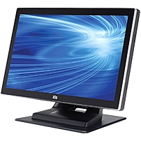 Elo 1919L 18.5' LCD Touchscreen Monitor - 16:9 - 5 ms - 5-wire Resistive - 1366 x 768 - WXGA - Adjustable Monitor Angle - 16.7 Million Colors - 1,000:1 - 250 Nit - Speakers - USB - VGA - Black - RoHS,