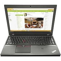 Lenovo ThinkPad T560 20FHA01KUS 15.6' Ultrabook - Intel Core i5 (6th Gen) i5-6300U Dual-core (2 Core) 2.40 GHz - 8 GB DDR3L SDRAM - 500 GB HDD - Windows 10 Pro 64-bit (English) - 1920 x 1080 - In-plan