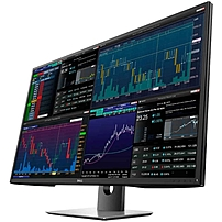 Dell P2417H 23.8' LED LCD Monitor - 16:9 - 6 ms - 1920 x 1080 - 16.7 Million Colors - 250 Nit - 4,000,000:1 - Full HD - HDMI - VGA - MonitorPort - USB - 39 W - Black - TCO Certified Monitors, CECP, Ch
