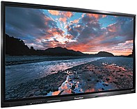 Promethean ActivPanel AP4-80E All-in-One Computer - Rockchip RK3368 1.50 GHz - 2 GB - 16 GB Flash Memory Capacity - 80' 1920 x 1080 Touchscreen Display - Android 5.1 Lollipop - Desktop - Imagination T