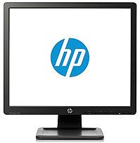 HP D2W67A8 P19A 19-inch LED Monitor - 1280 x 1024 - 1000000:1 - 250 cd/m2 - 5:4 - 5 ms - VGA - Black