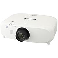Panasonic PT-EZ580 LCD Projector - 1080p - HDTV - 16:10 - F/1.7 - 2.3 - UHM - 335 W - SECAM, NTSC, PAL - 4000 Hour Normal Mode - 4500 Hour Economy Mode - 1920 x 1200 - WUXGA - 5,000:1 - 5400 lm - Disp